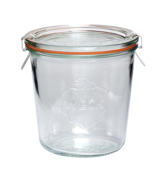 Konserveringsburk glas, Weck, 10x11_185006